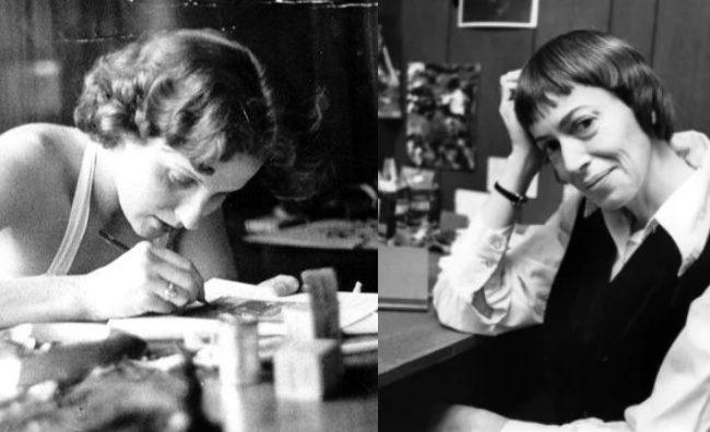 Cartas entre Ursula K. Le Guin y James Tiptree Jr./Alice Sheldon